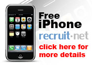 recruit.net iphone contest