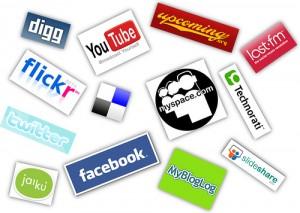 social media choices