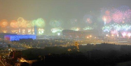 China Fake Fireworks