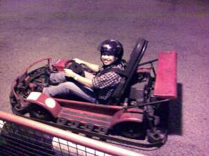 Feel The Speed - HA HA Go-Kart Genting, Malaysia