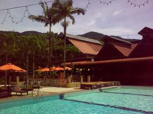 Awana Resort by the Pool