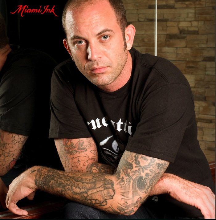 Chris Núñez (born April 11, 1973) is an American tattoo artist.