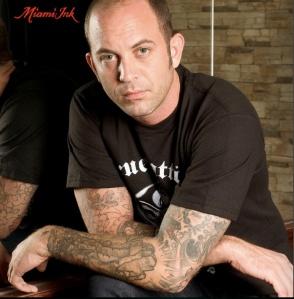 Singapore Tattoo Show Ambassador Chris Garver - Miami Ink